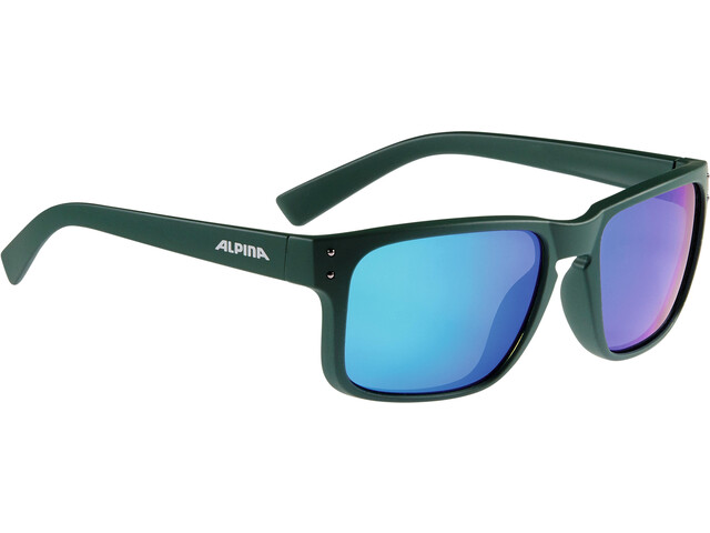 Alpina Kosmic - Lunettes cyclisme - vert